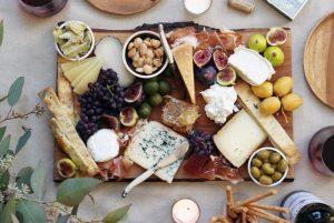 Traiteur Auxerre - plateau de fromage